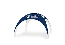 Model Lite inflatable tent